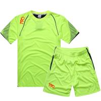 NK-505 Customize Team Green Soccer Jersey Kit(Shirt+Short)