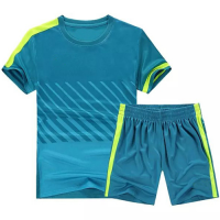 NK-509 Customize Team Sky Blue Soccer Jersey Kit(Shirt+Short)