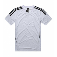 AD-503 Customize Team White Soccer Jersey Shirt
