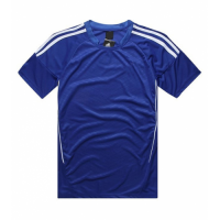 AD-503 Customize Team Blue Soccer Jersey Shirt