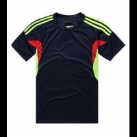 AD-501 Customize Team Navy Soccer Jersey Shirt
