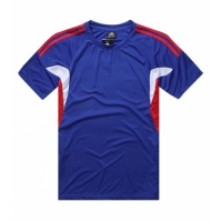 AD-501 Customize Team Blue Soccer Jersey Shirt