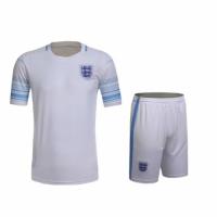 England White Training Kit(Shirt+Shorts) 2016 Without Brand Logo