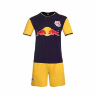 New York Red Bull Home Jersey Kit(Shirt+Shorts) 2016-2017 Without Brand Logo