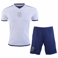 Italy Tribute 2006 Away White Jersey Kit(Shirt+Shorts) 2016 Without Brand Logo