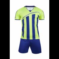 1603 Customize Team Green Soccer Jersey Kit(Shirt+Short)