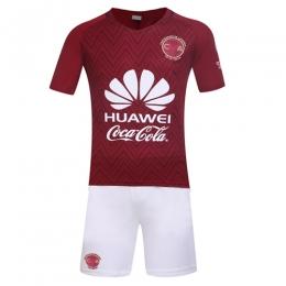 c9ae1ccae Club America Away Red Jersey Kit(Shirt+Shorts) 2016-2017 Without Brand Logo